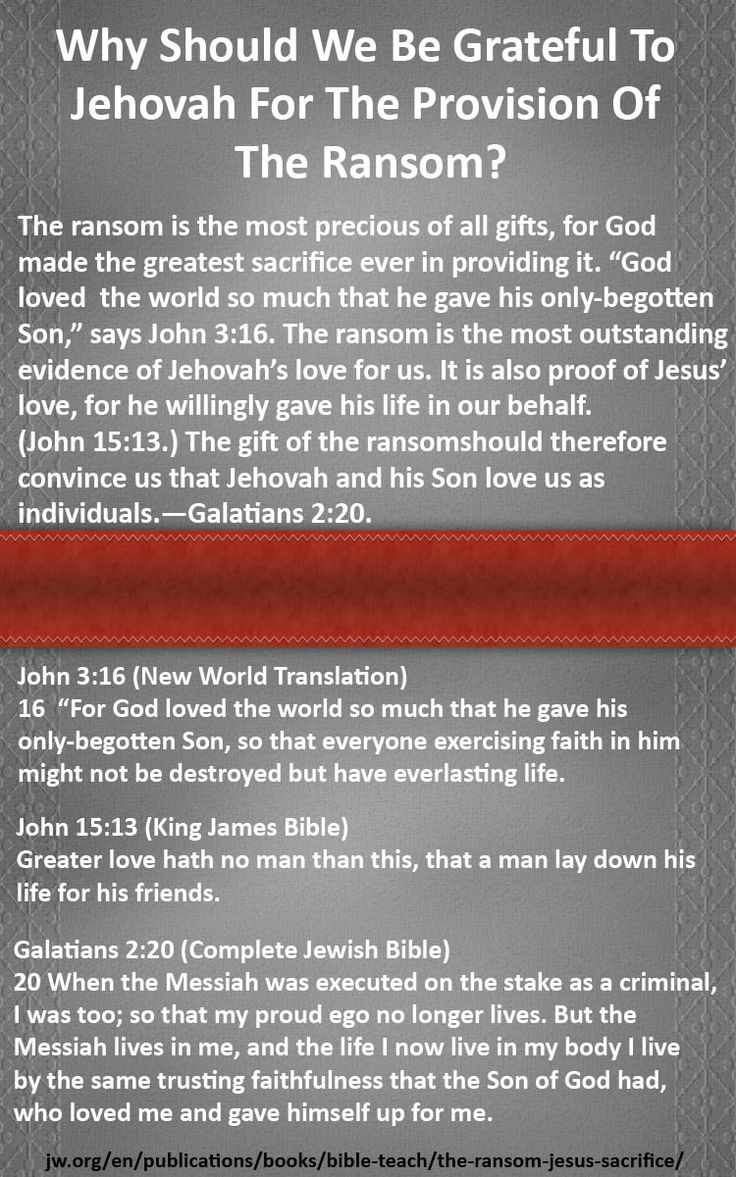 14 Best Chapter 5what Does The Bible Really Teach  The Ransom