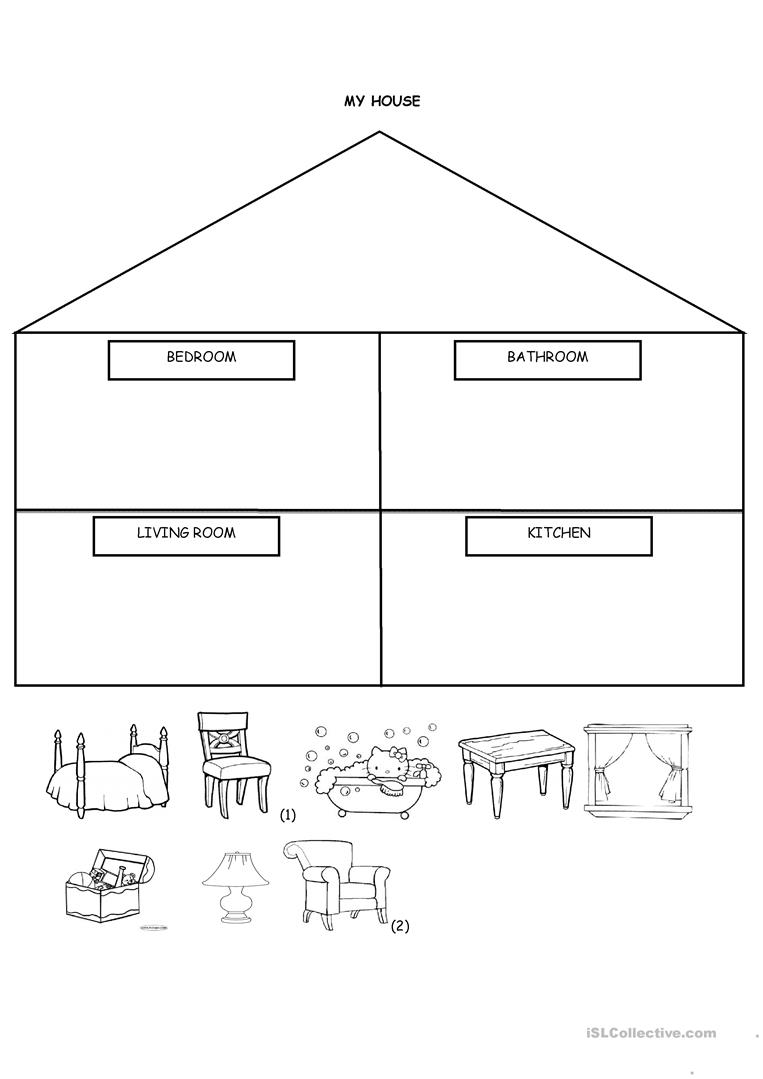 cut and paste seasons worksheets. Black Bedroom Furniture Sets. Home Design Ideas