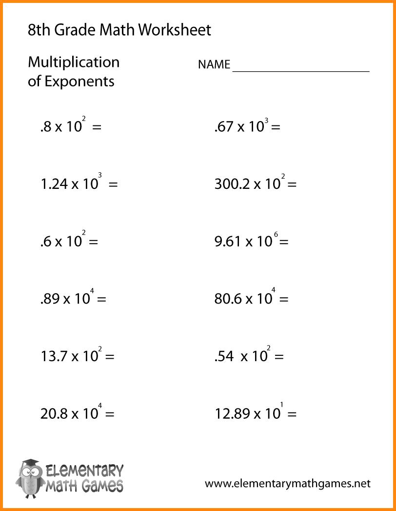 8+ 8th Grade Algebra Problems