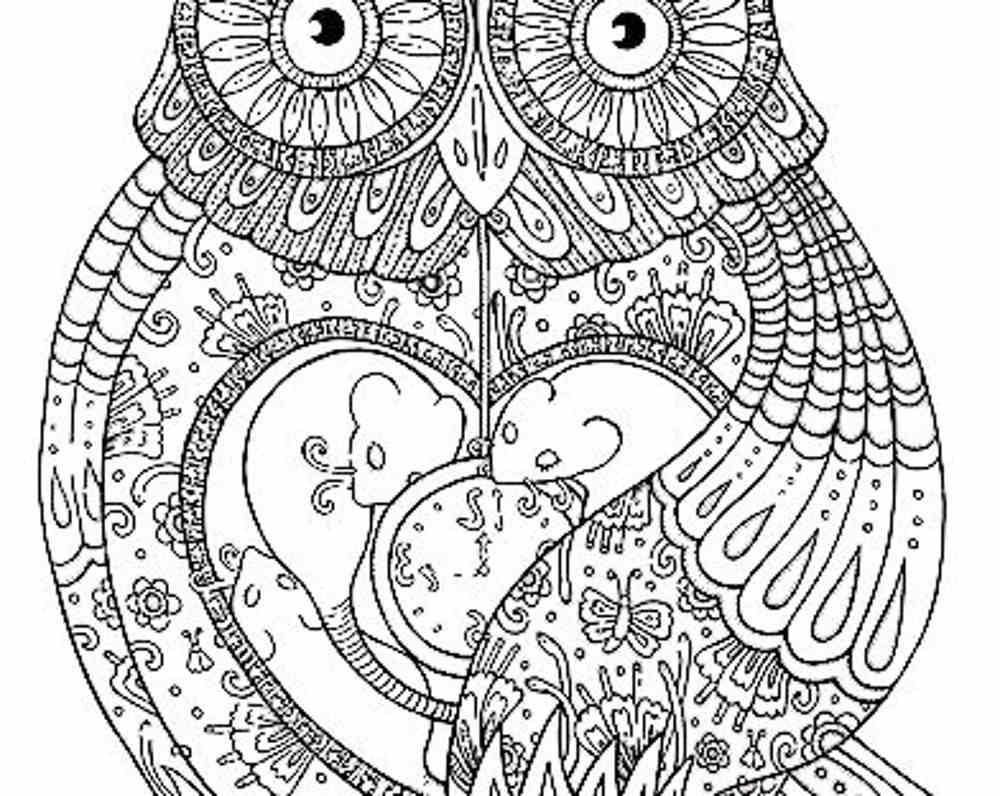 Coloring   Art Therapy Coloring Pages Pdf Printable Book Pdfart