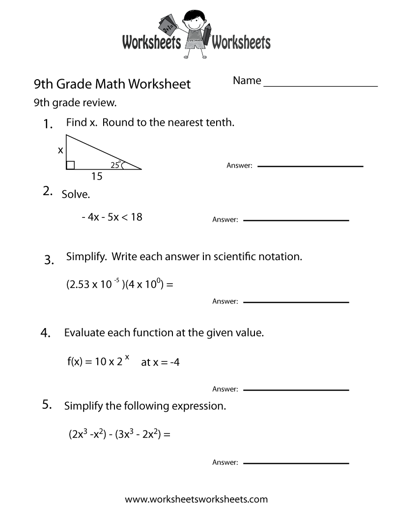 Eighth Grade English Worksheets Free Worksheets Library