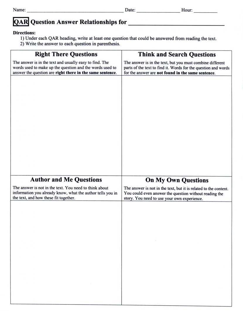 Force And Motion Worksheets 5th Grade Lesson Pl