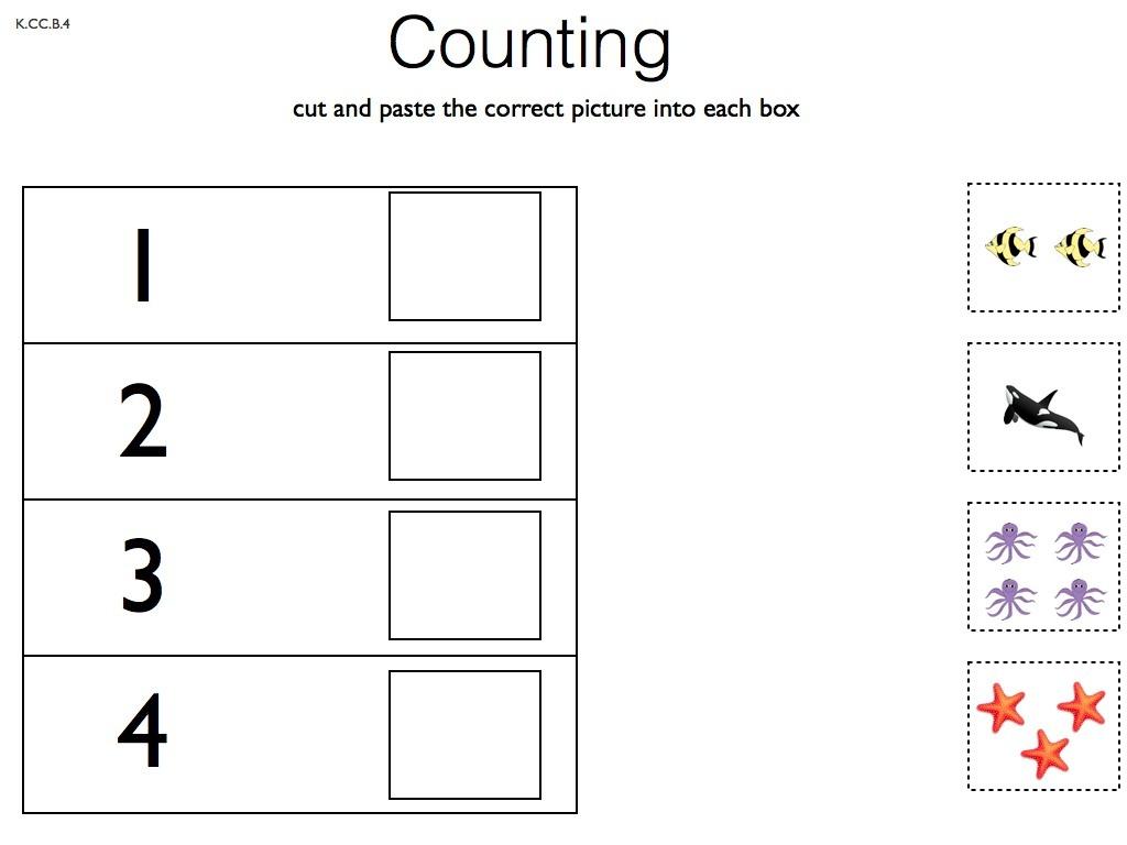 Halloween Math Worksheet Preschool Activities Worksheets Samples Cut And