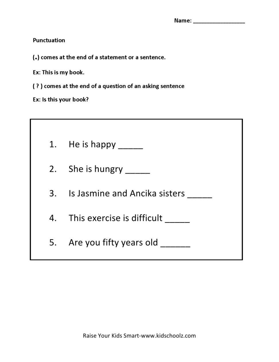 Verbs And Nouns Worksheets For 1st Grade