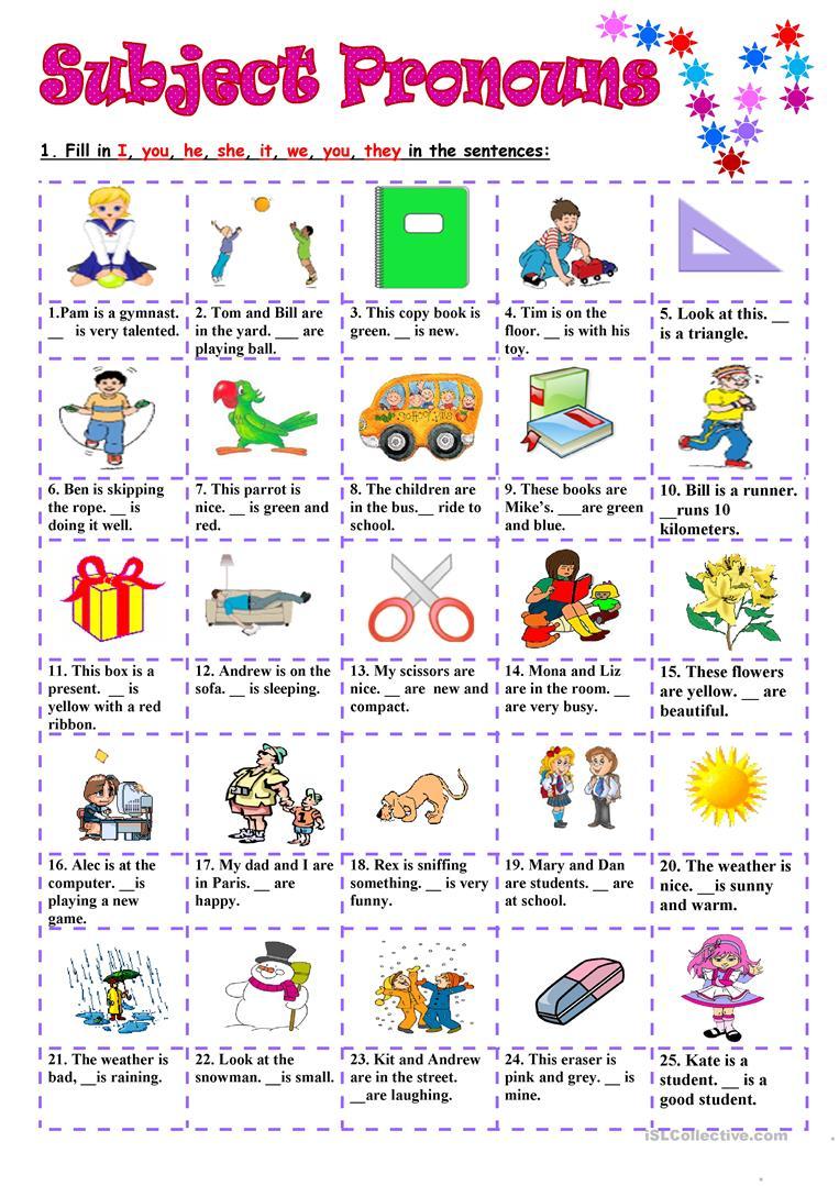 70 000+ Free Esl, Efl Worksheets Made By Teachers For Teachers