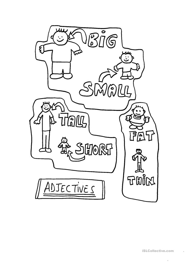Adjectives  Big