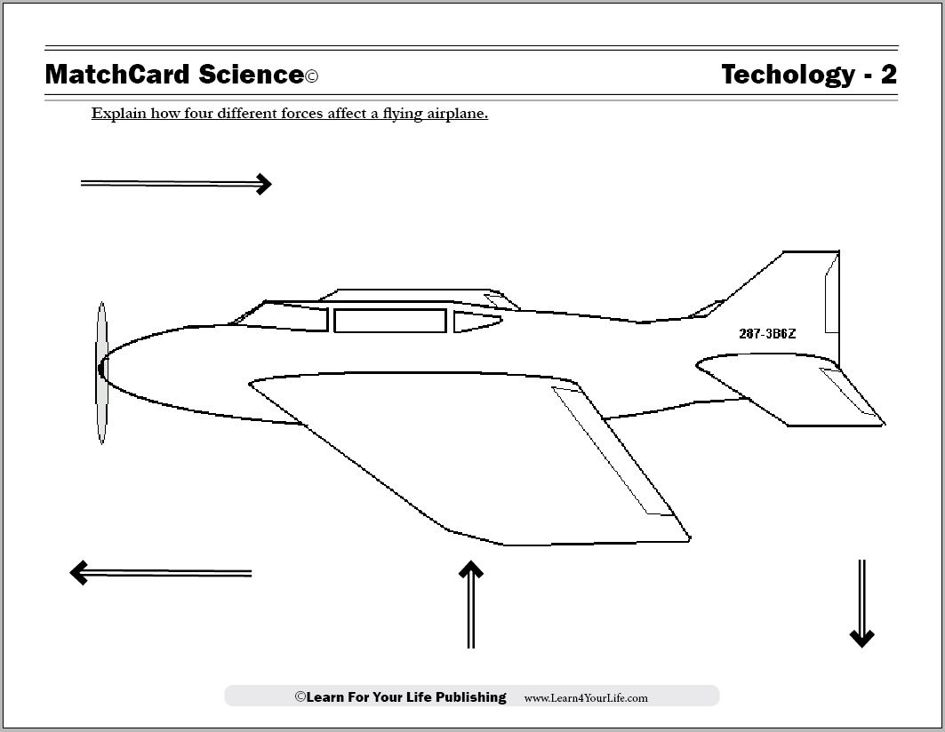 Aerodynamics Worksheet