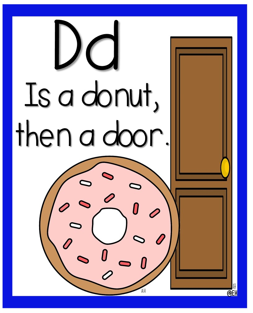 B And D Confusion! {freebie}