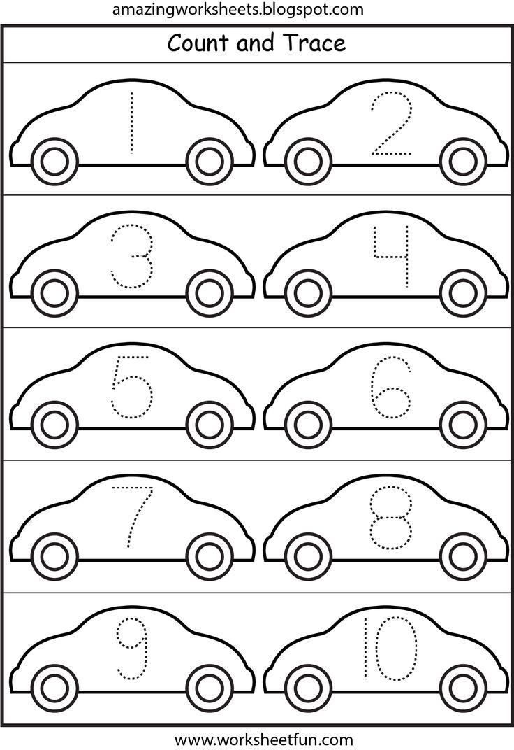 Best 25+ Preschool Transportation Ideas On Worksheets Samples