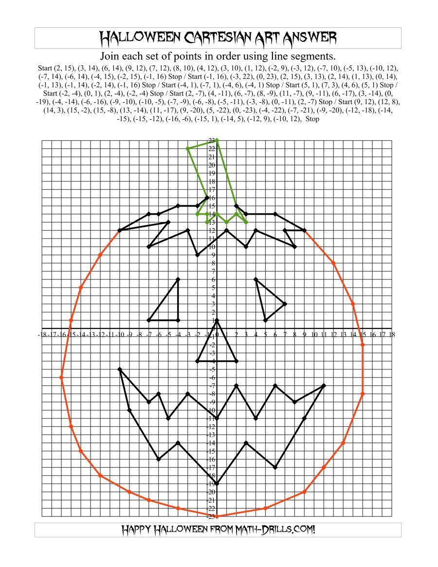Cartesian Art Halloween Jack