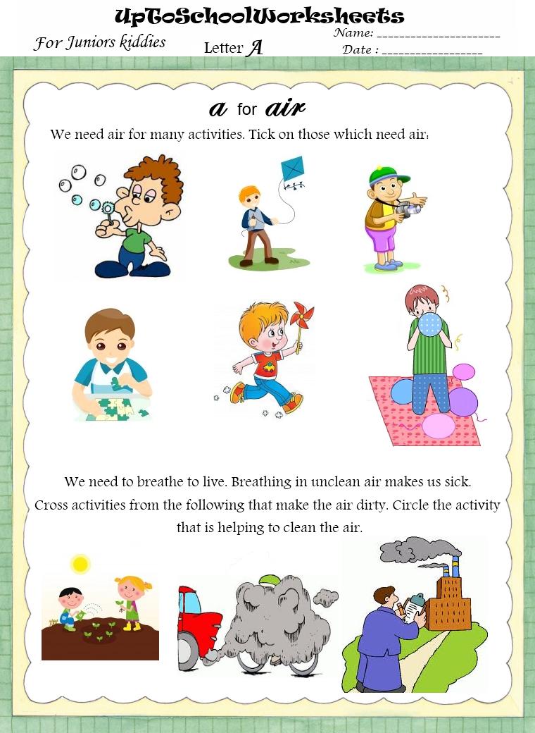 Free April Fools Reading Worksheet For Kindergarten Kids Teachers