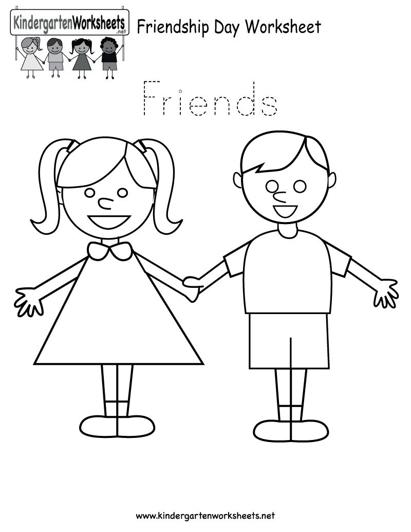 Free Printable Worksheets For Preschool