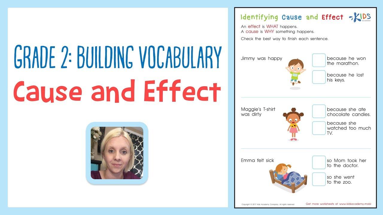 Grade 2 Building Vocabulary