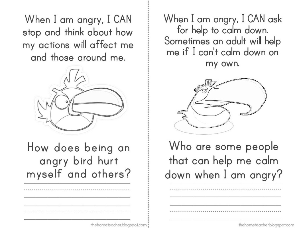 Identifying And Expressing Feelings