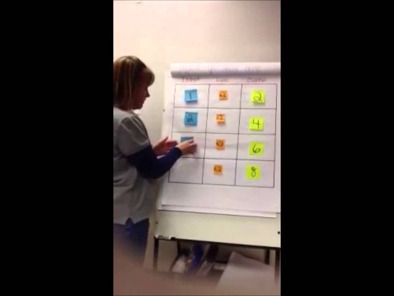 Input Output Tables 5th Grade Math