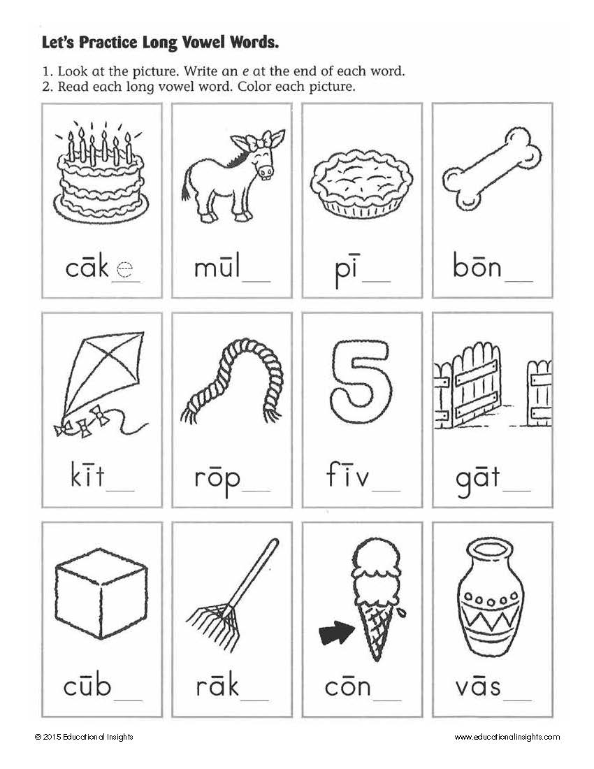 Kindergarten Preparation Worksheets Free Worksheets Library