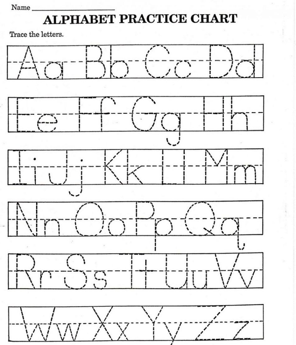 Letter Worksheets For Kindergarten Free Beginning Sounds Early