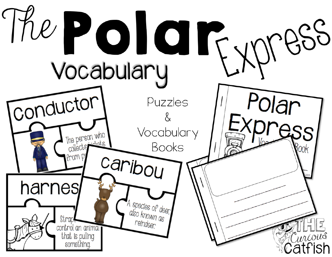 Polar Express Worksheets