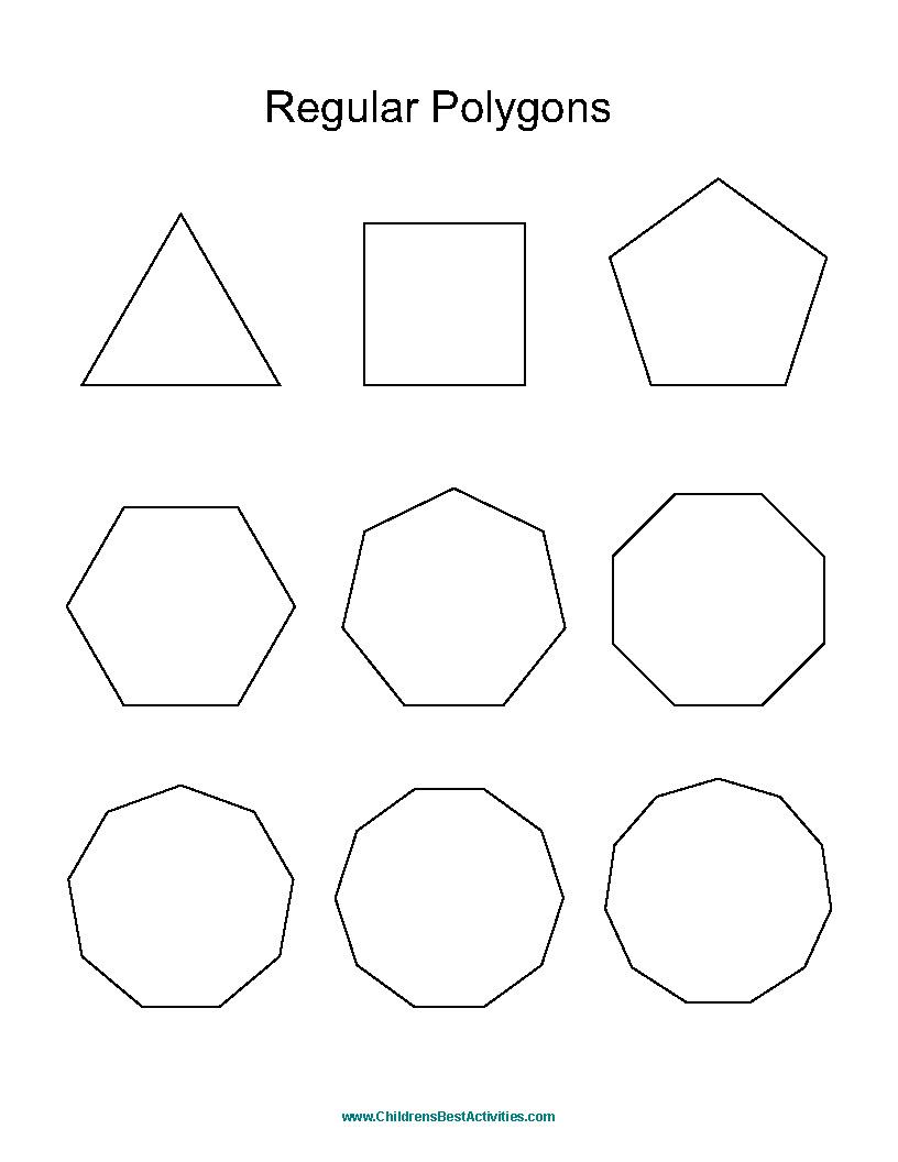 Star Polygons – Children's Best Activities