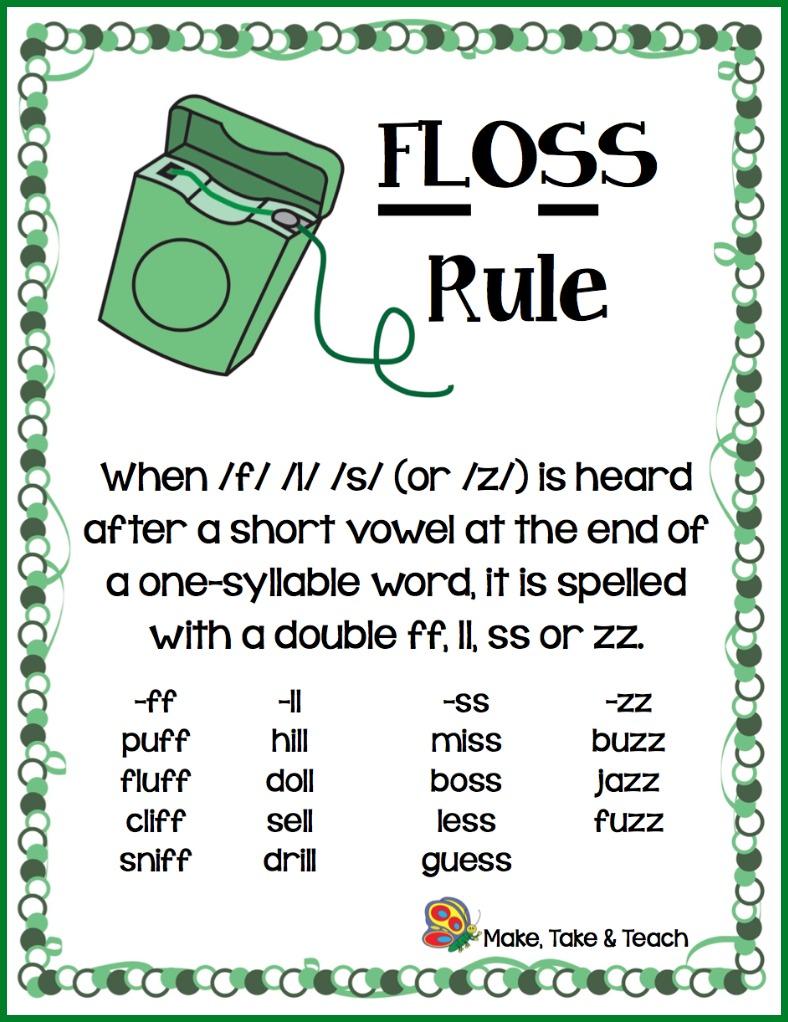The Floss Rule