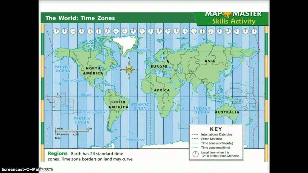 Time Worksheet  New 808 Time Zones Worksheet Ks2