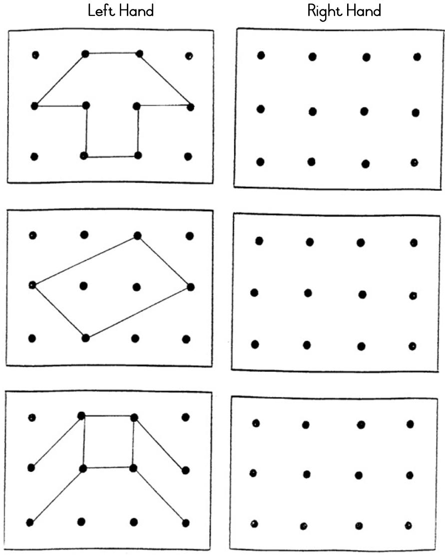 Visual Motor Worksheets Free Worksheets Library