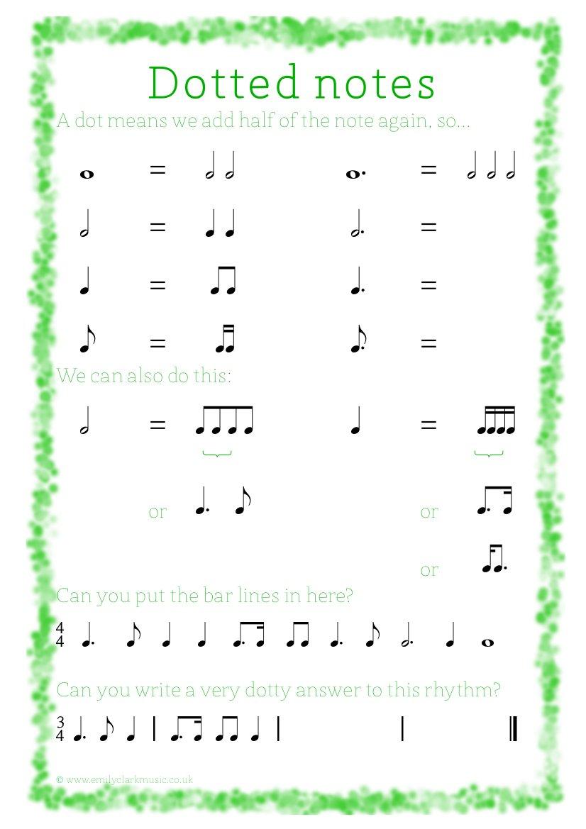 Worksheet  Music Note Worksheets  Mytourvn Worksheet Study Site