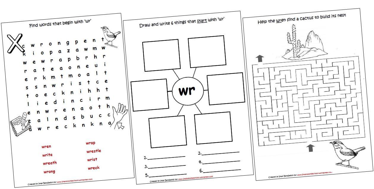 Worksheets  Ch Sound Worksheets  Eihseba Com Free Worksheets For