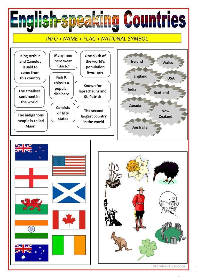 14 Free Esl English