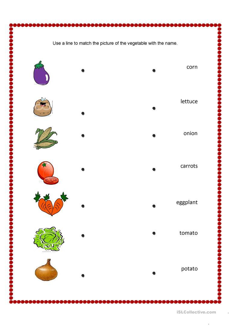160 Free Esl Fruits Worksheets