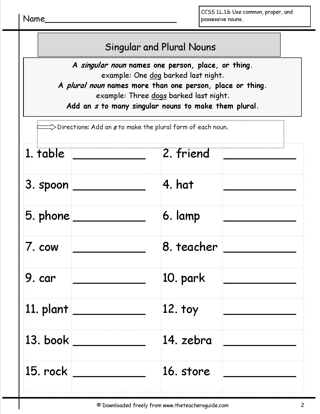 90 Best 1st Grade Language Images On Worksheets Samples Teaching Reading