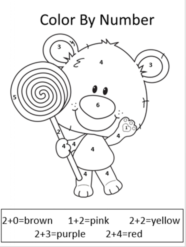 Addition Worksheets First Grade With Worksheets For All