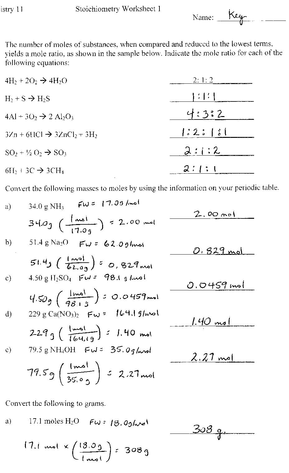 Chemistry Worksheet Answers  olympiapublishers.com Intended For Balancing Nuclear Equations Worksheet Answers