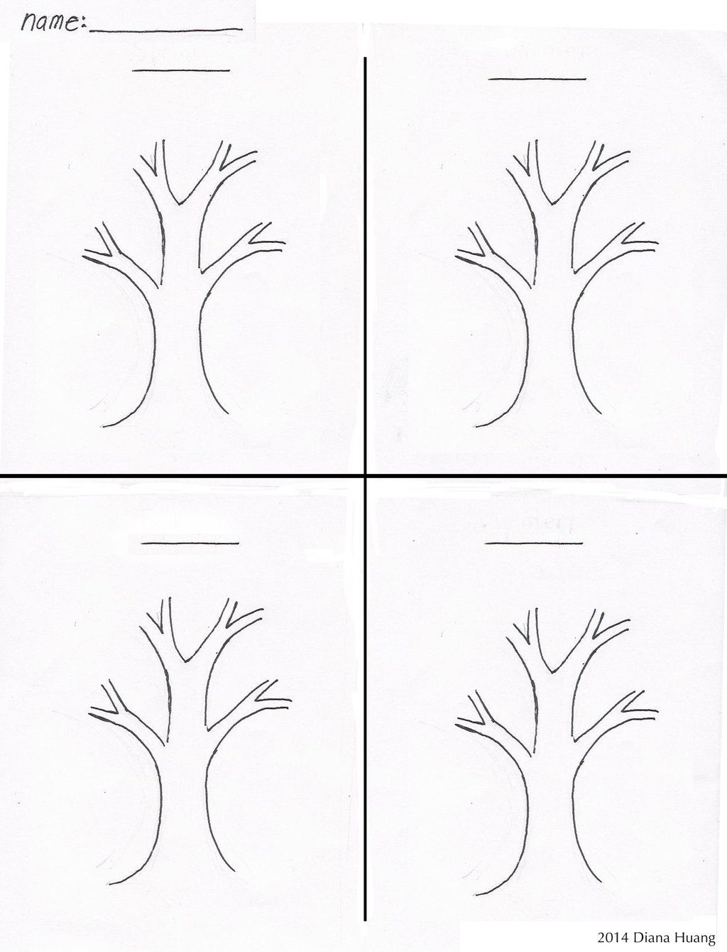 Four Seasons Worksheets For Kindergarten Math Kindertastic Pdf