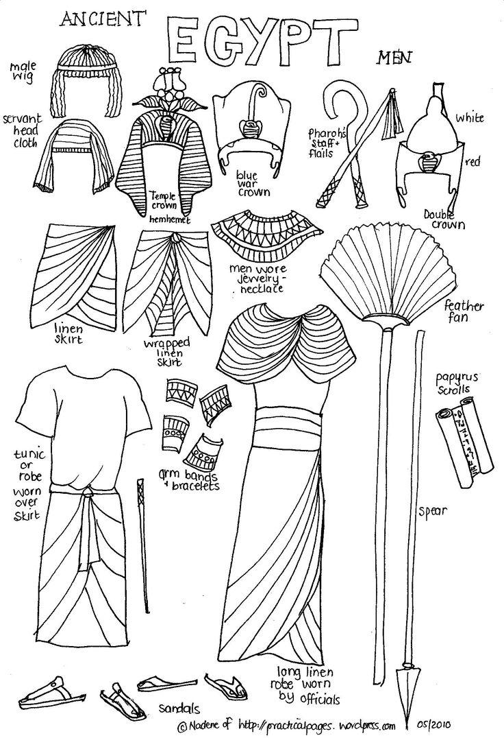 Popular Ancient Egypt Printables 9  588
