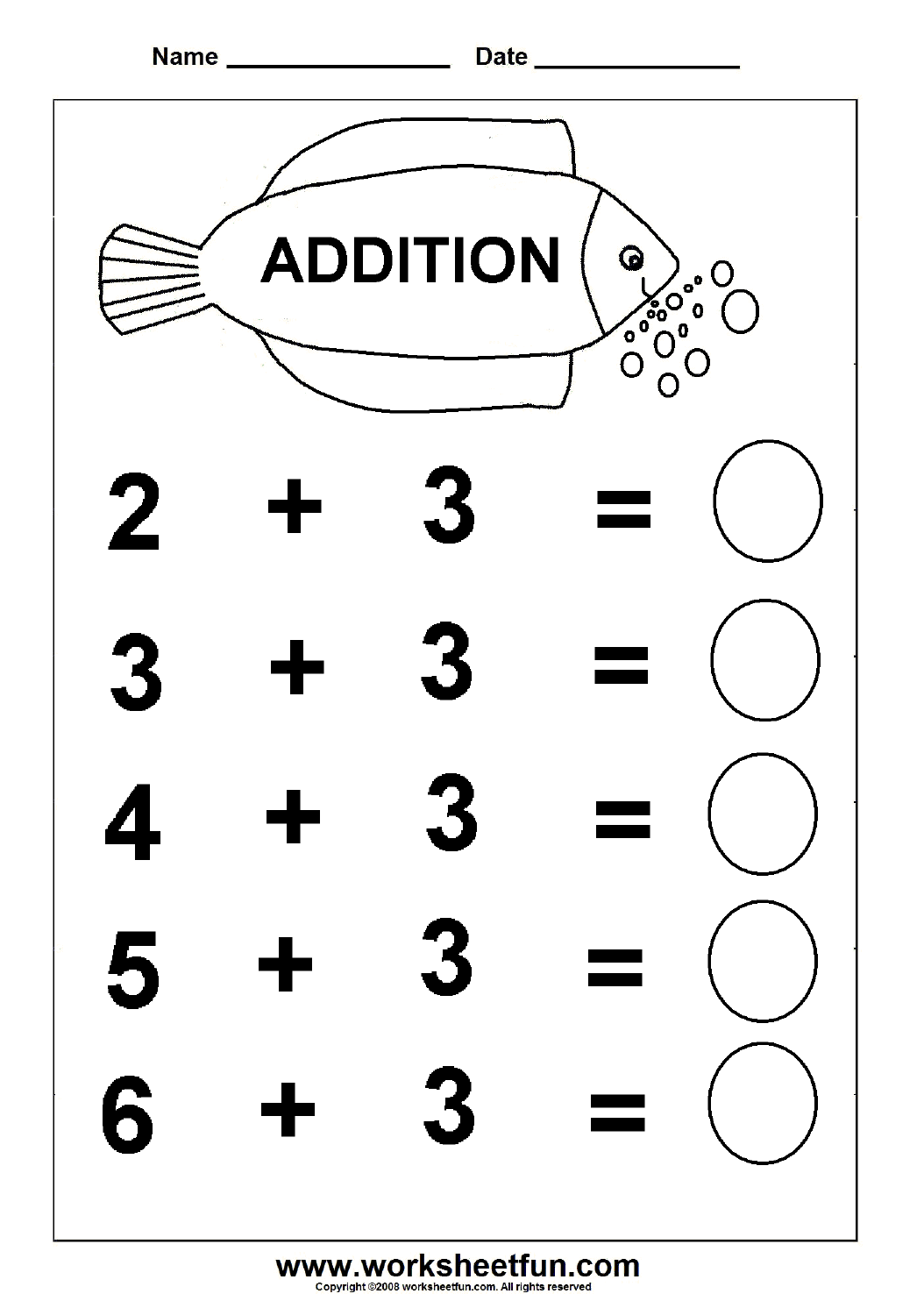 Printables  Simple Addition Math Worksheets  Agariohi Worksheets