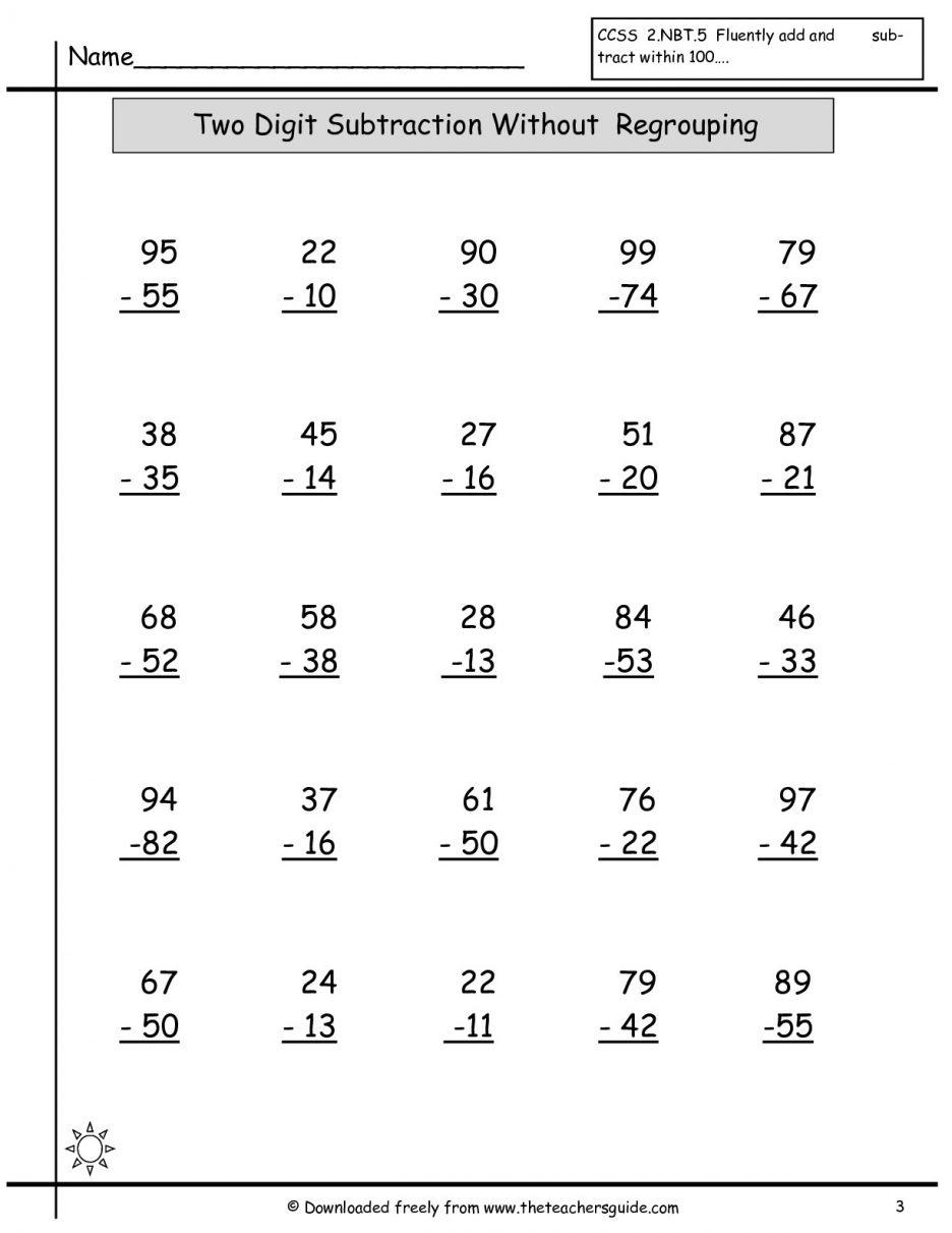 Subtraction Word Problems Worksheets Super Teacher Addition ~ Koogra