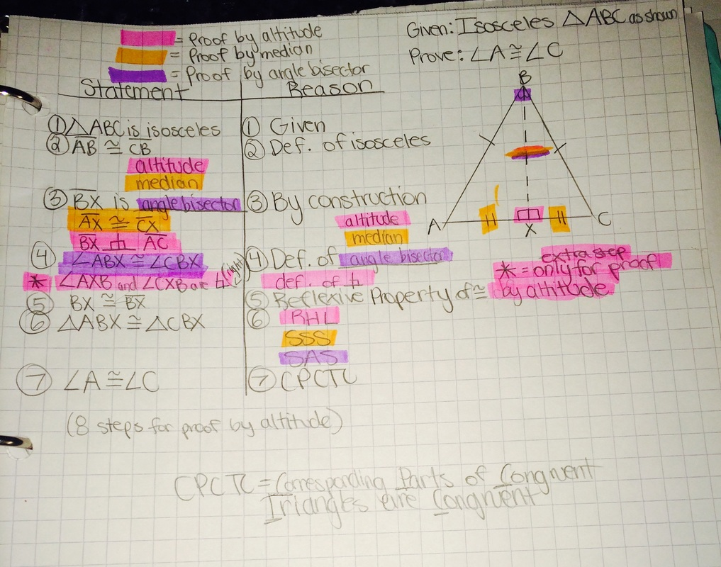 Tri  Triangle Congruence And Proof