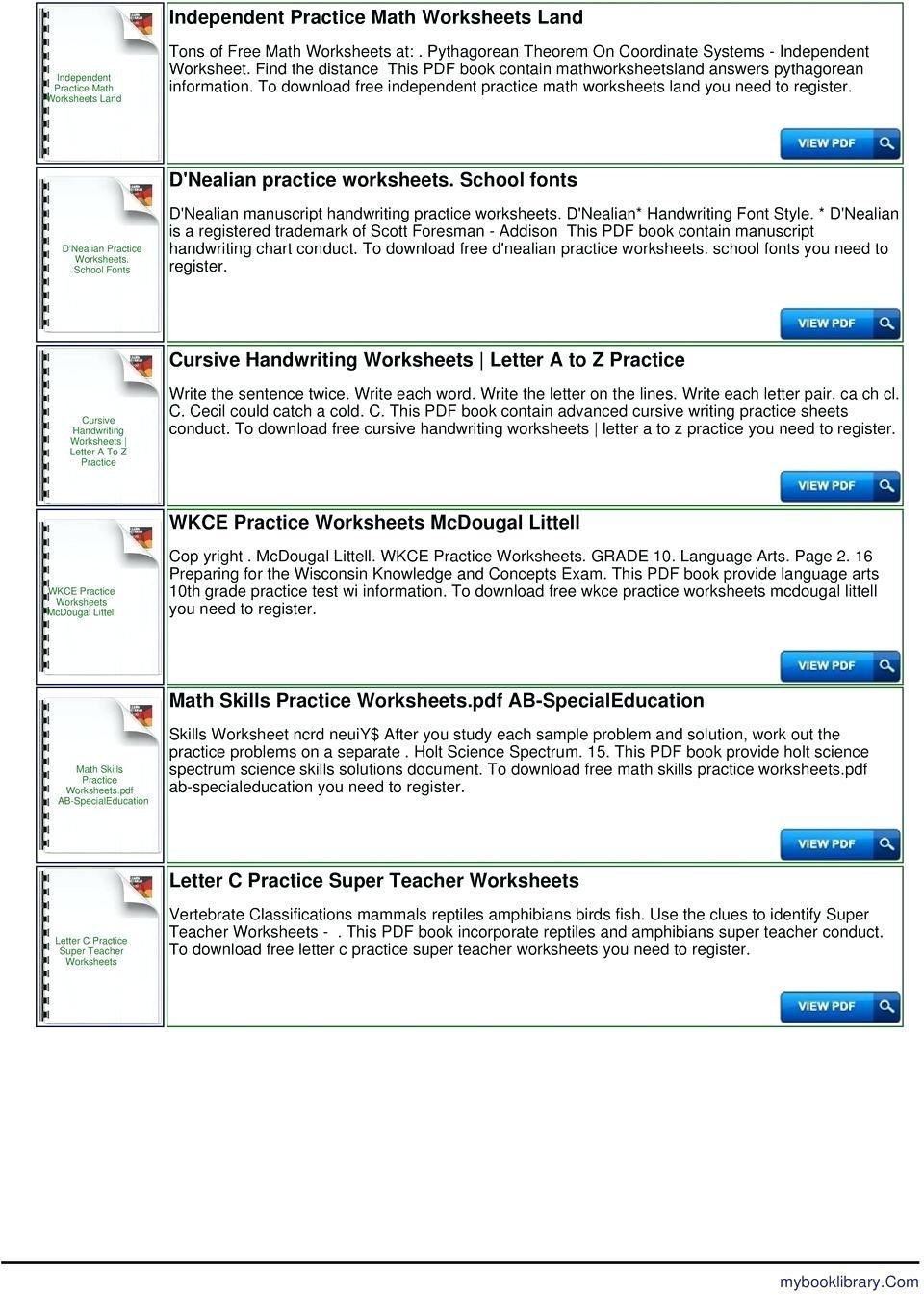 Worksheet  5th Grade Cursive Worksheets School Fonts Manuscript