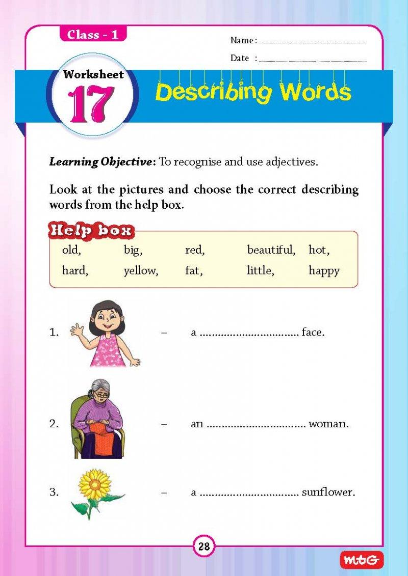51 English Grammar Worksheets