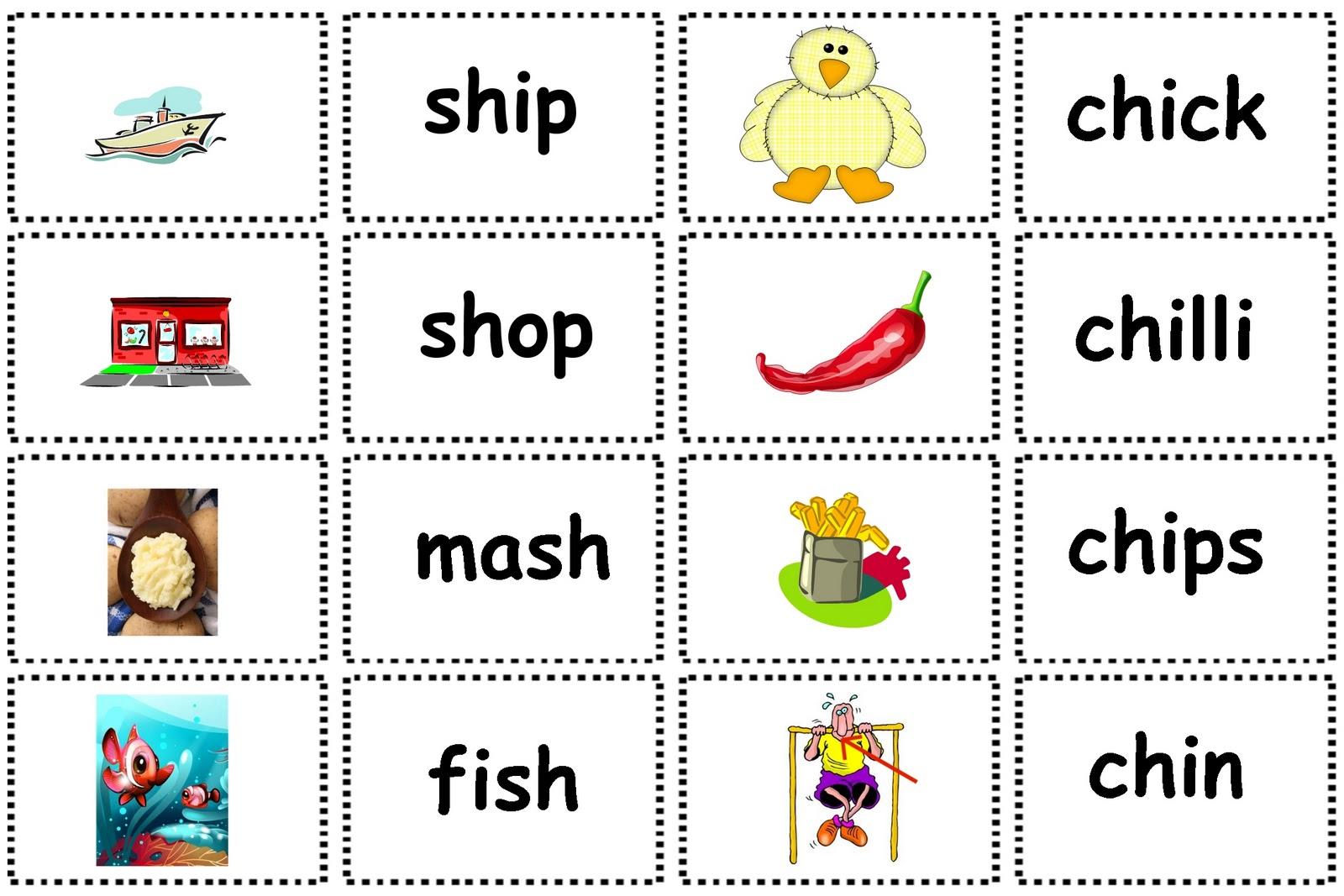 Ch Sound Worksheets Worksheets For All