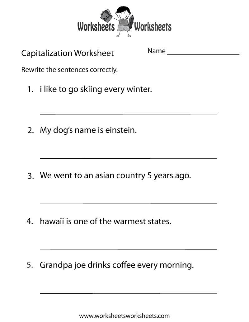 Character Education Worksheets Elementary Worksheets For All