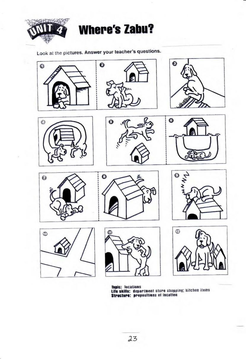 Days Of The Week Worksheets Activity Shelter Esl For Kindergarten