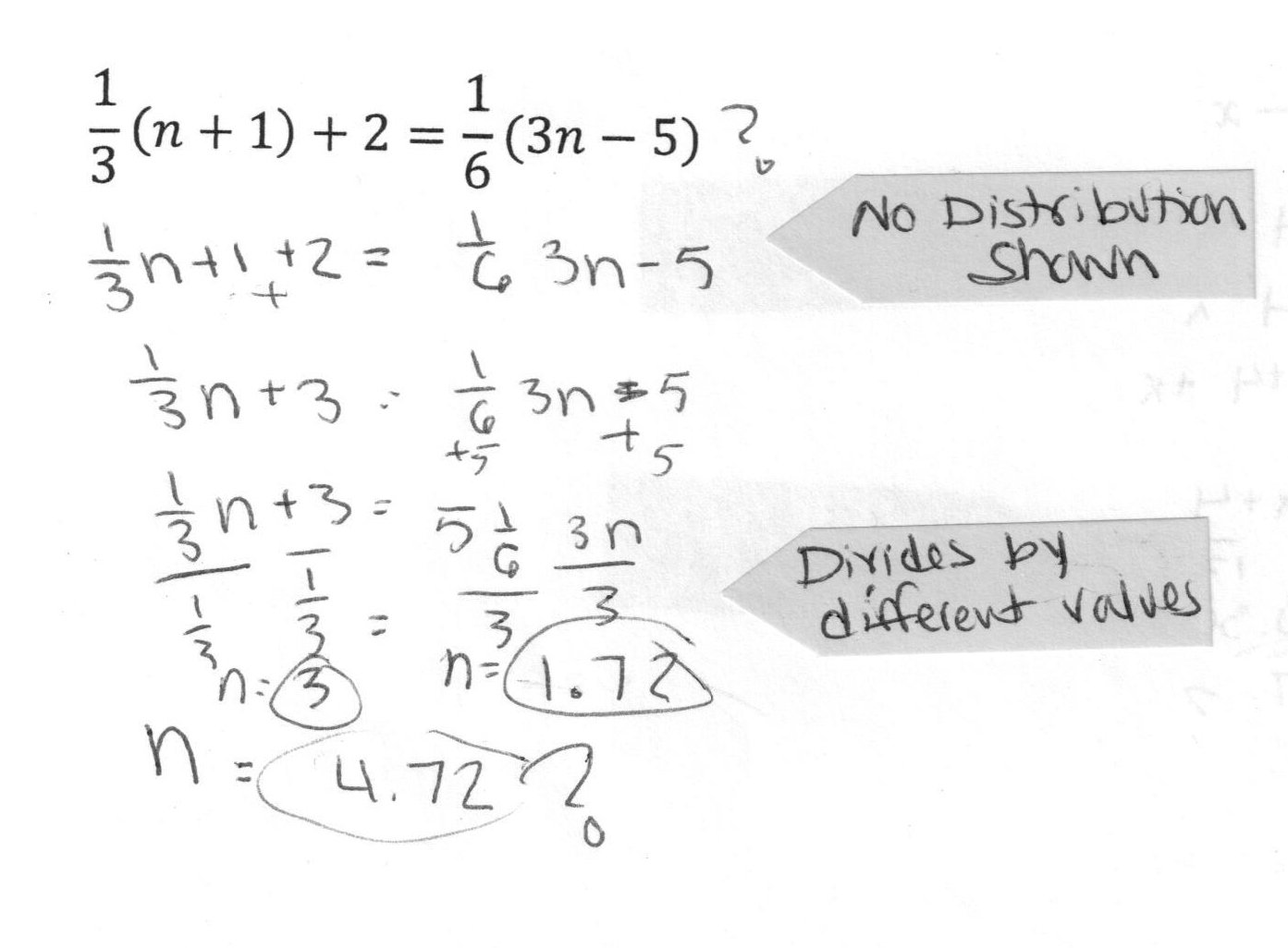 Distributive Property Of Multiplication With Fraction Worksheets