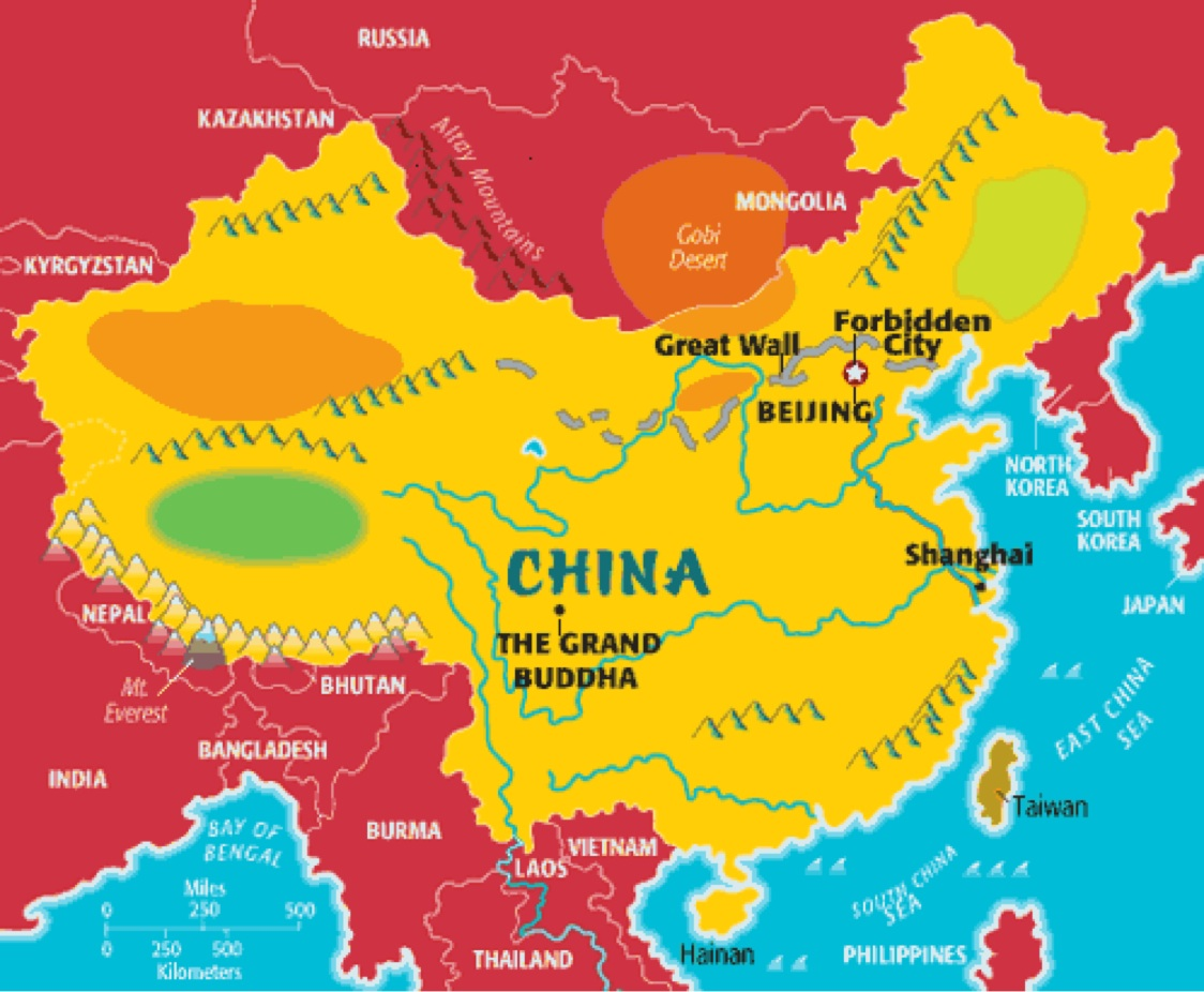 Early Civilizations, India And China By Lindsay Berube