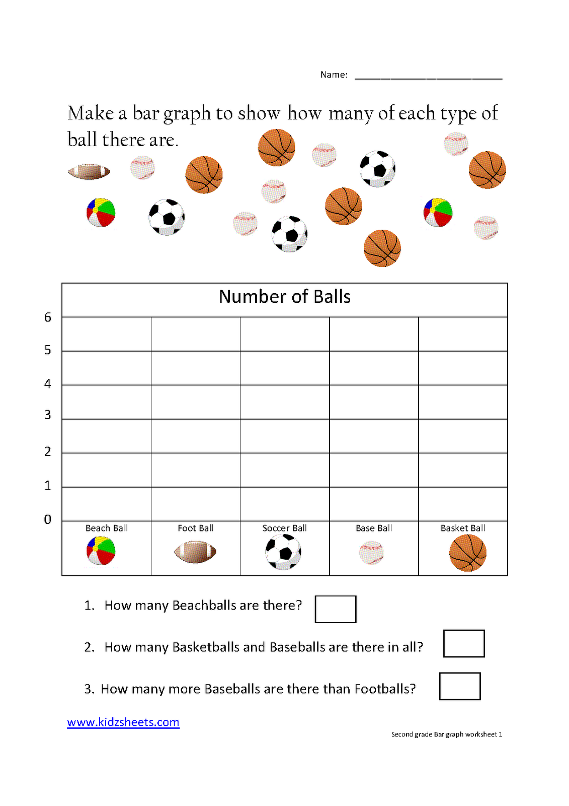 Easy Graphing Worksheets Worksheets For All