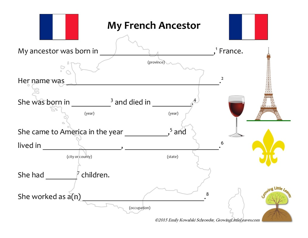 Elementary French Worksheets Worksheets For All