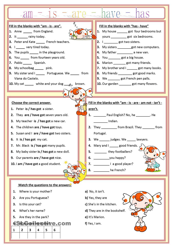 Esl Printable Worksheets The Best Worksheets Image Collection