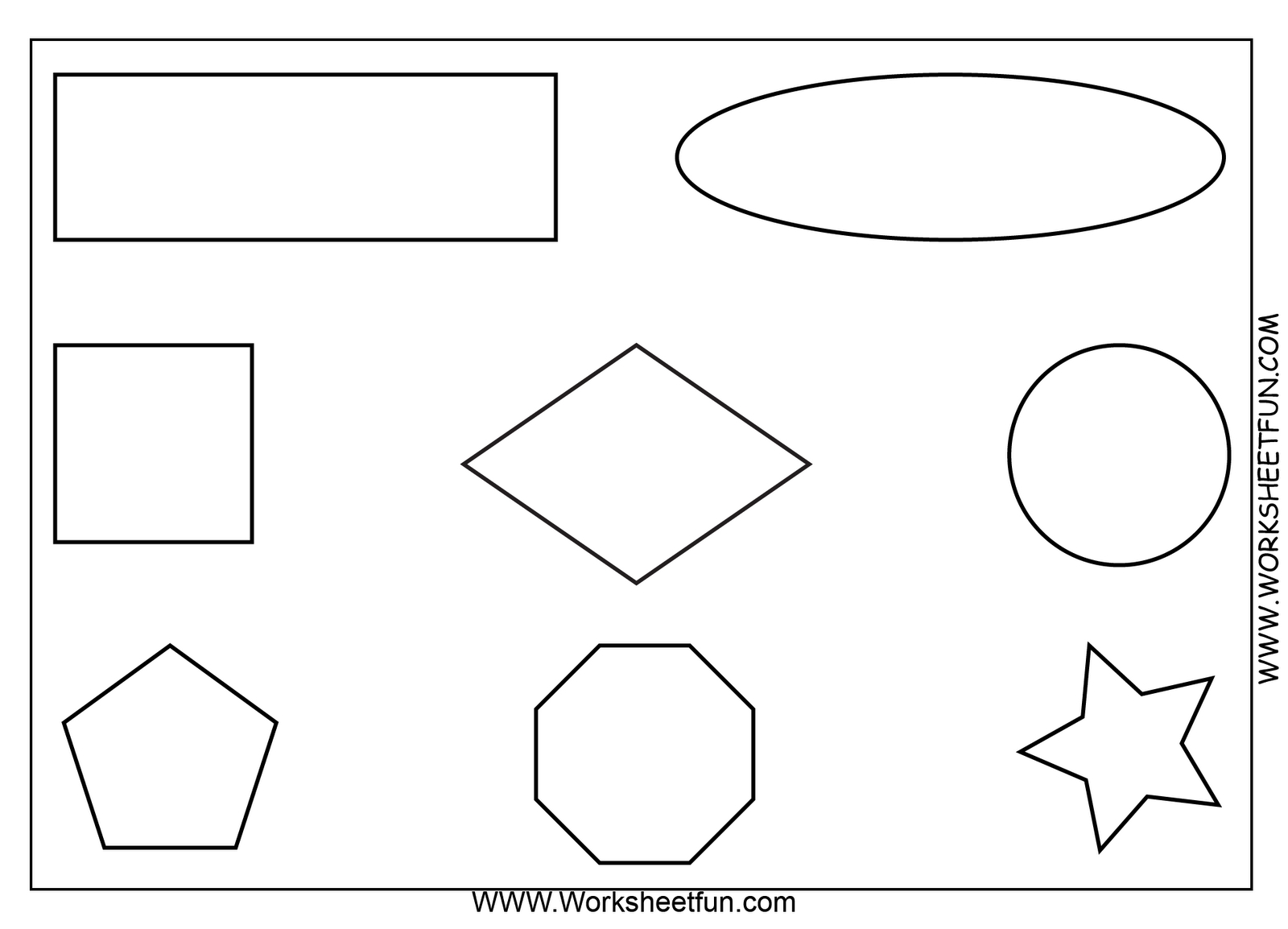 Free Printable Math Worksheets  Use As An Oral Direction Exam  Ex