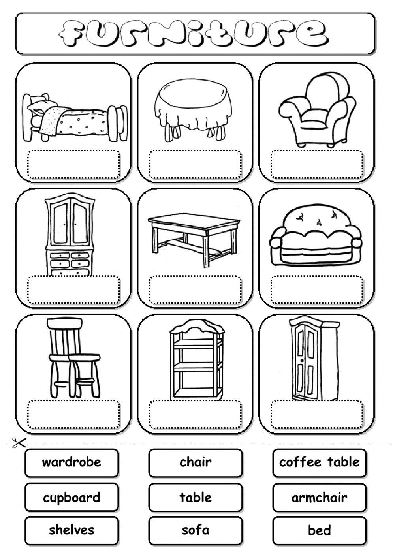 Furniture (drag And Drop)